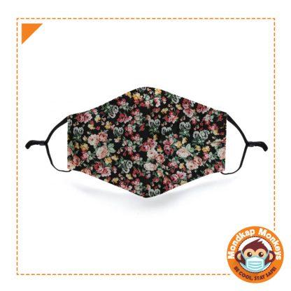 Flower Mondkapje