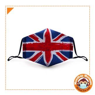Mondkapje England